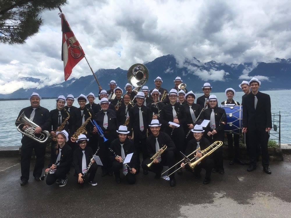 L'Harmonie Municipale d'Epalinges - ffm 2016